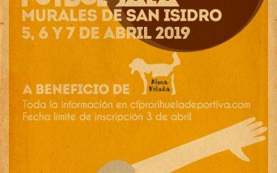 III Torneo de Fútbol Sala «Murales de San Isidro»